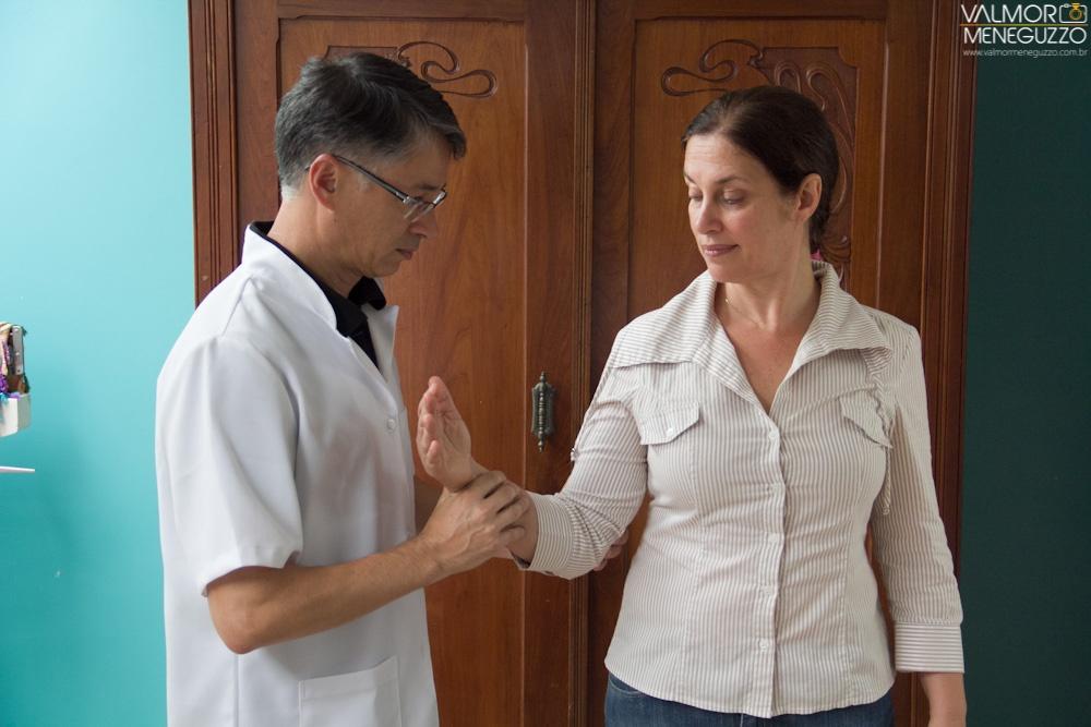 Carlos Lampert Filho é Terapeuta E Professor De Balanceamento Muscular.