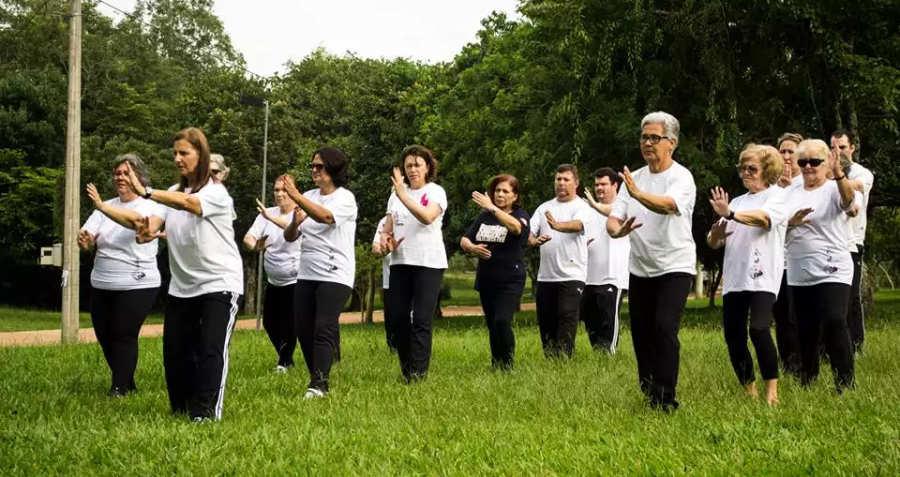 Aulas De Tai Chi Chuan No Espaço Bambuí Em Canoas E Porto Alegre
