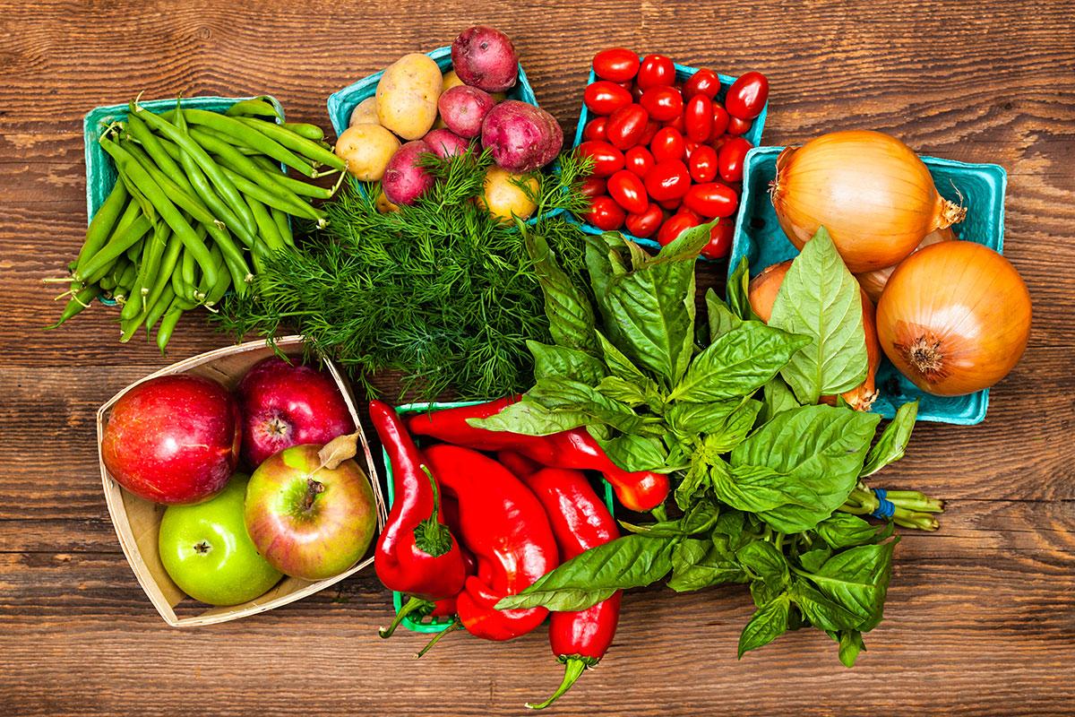 Alimentos Saudáveis Para A Saúde
