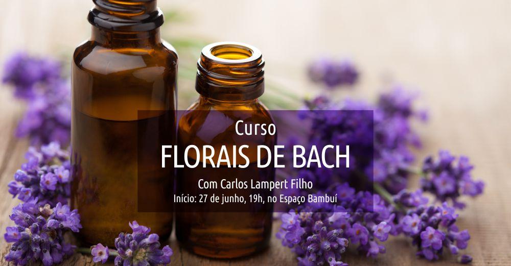 Curso de Florais de Bach em Canoas