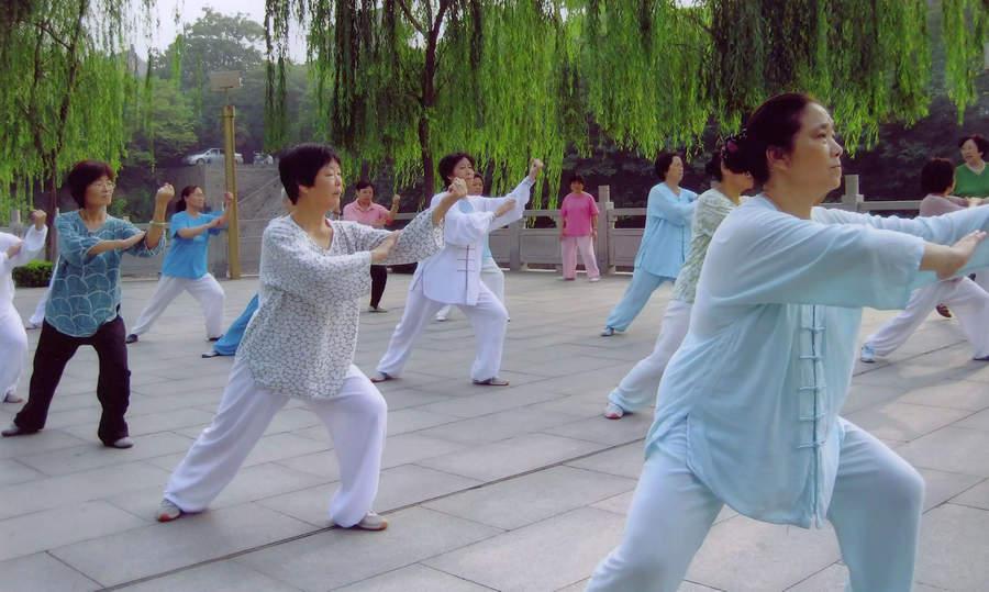 Diminuir O Estresse E Ansiedade Com O Tai Chi Chuan