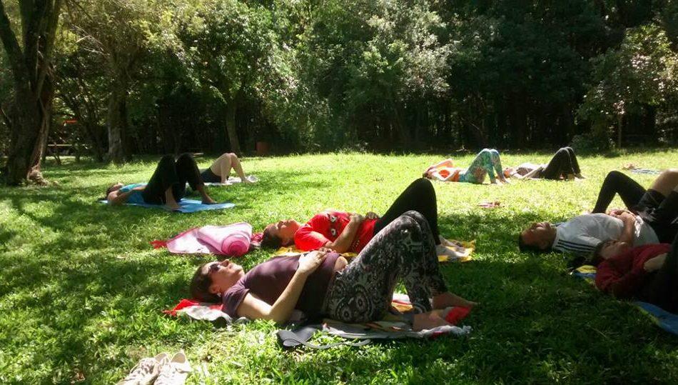 Yoga para o corpo e a mente 1