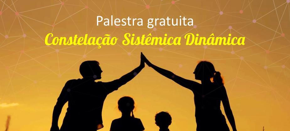 Palestra Gratuita sobre Constelação Sistêmica Dinâmica - 16/09 7