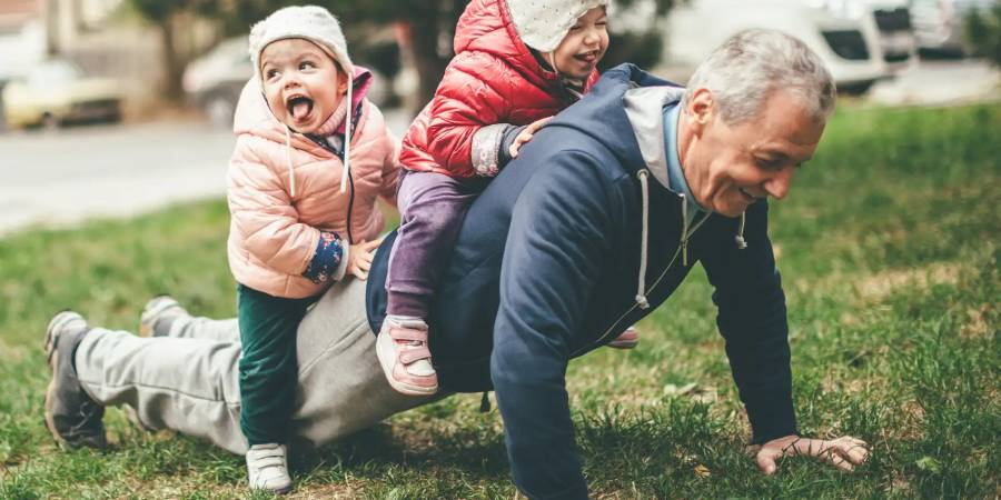 Rejuvenesça! Exercícios físicos após os 65 anos 4