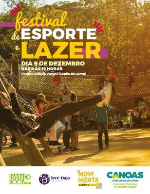 Espaço Bambuí participa do Festival de Esporte e Lazer neste fim de semana 9