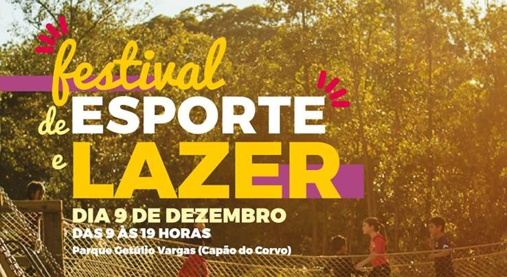 Espaço Bambuí participa do Festival de Esporte e Lazer neste fim de semana 7