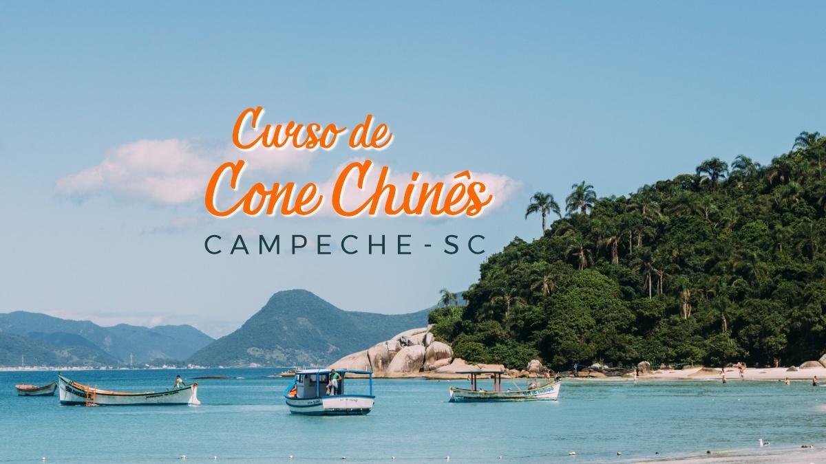 Curso de Cone Chinês - Julho- Campeche/SC 7