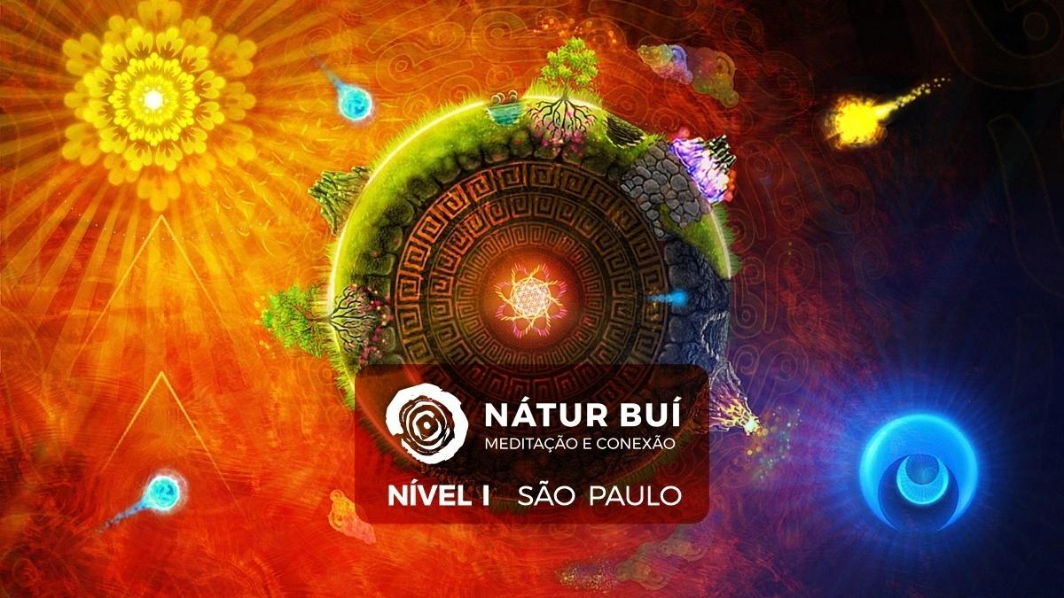 Nátur Buí - Nível I em São Paulo - Agosto 7