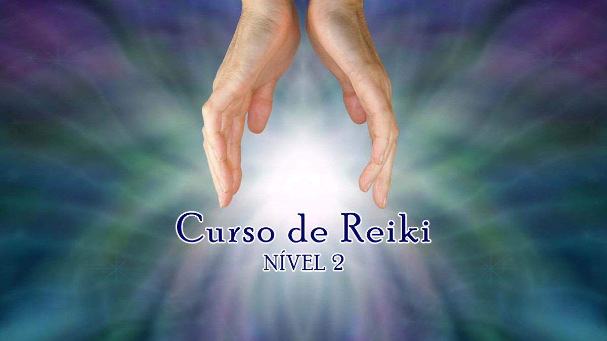 Curso de Reiki Nível II com Lara Zanoni - Novembro 7