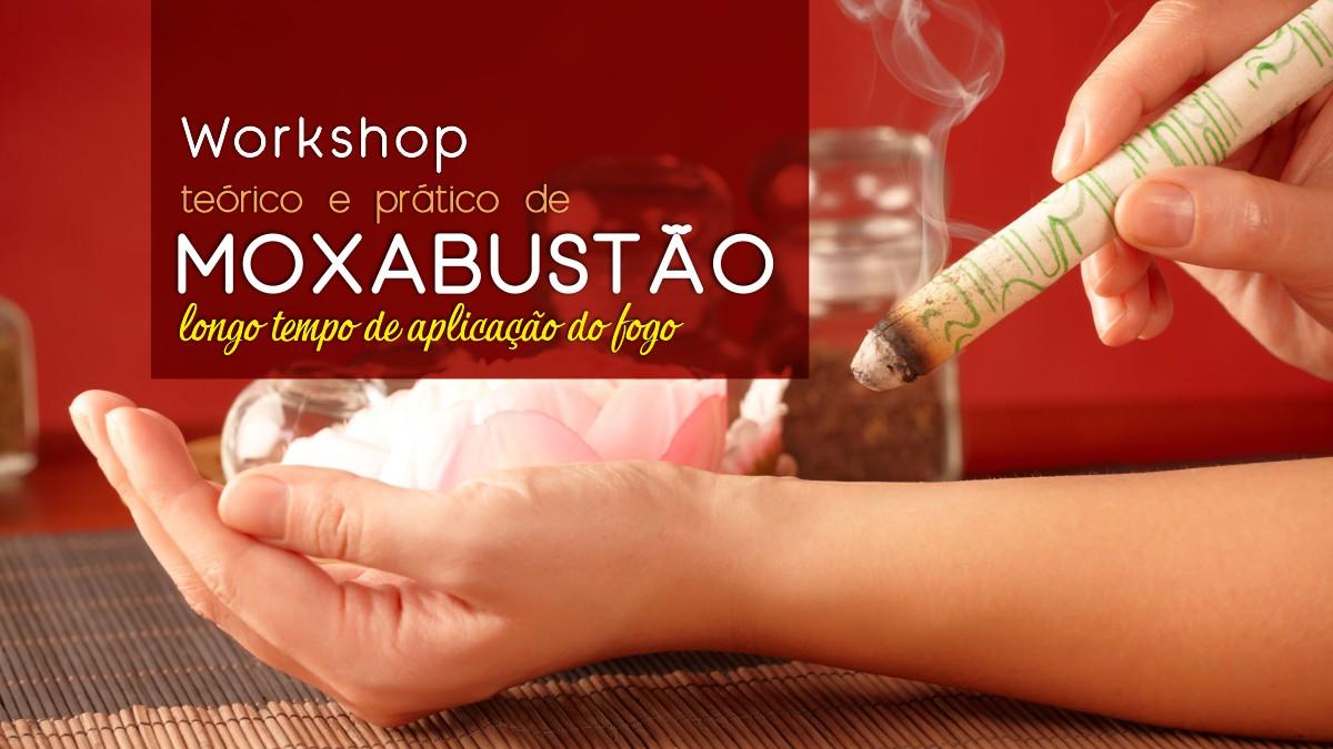 Workshop teórico e prático de Moxabustão: longo tempo de aplicação do fogo 7