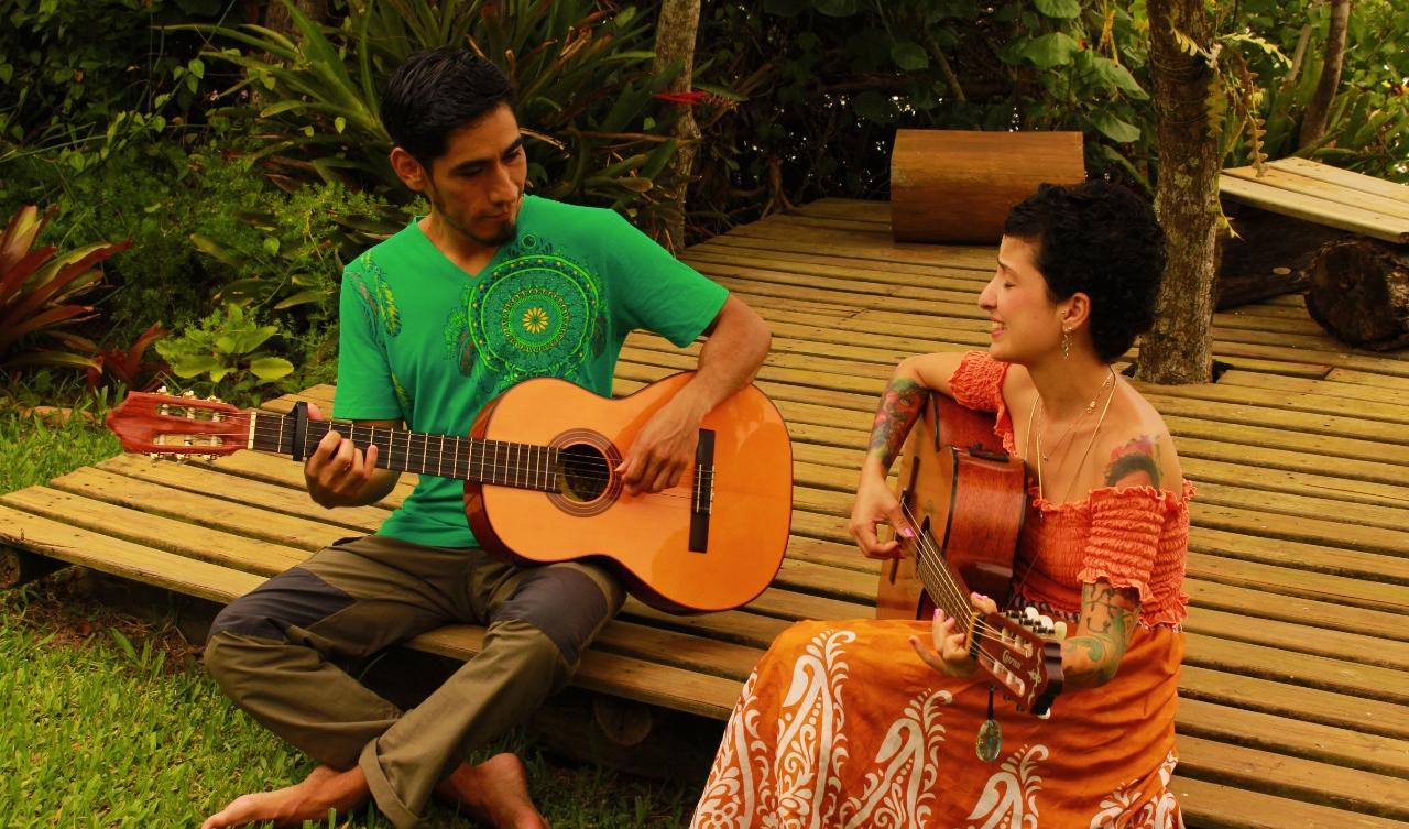 Arnaldo Herrera e Niní Gallón