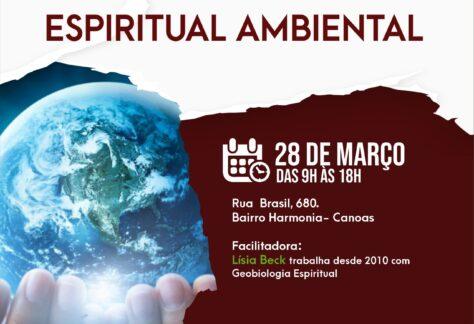 Curso de Geobiologia Espiritual Ambiental 4